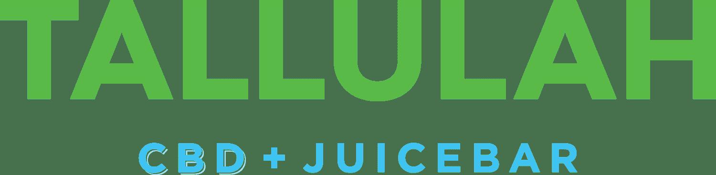 Tallulah CBD + Juicebar logo