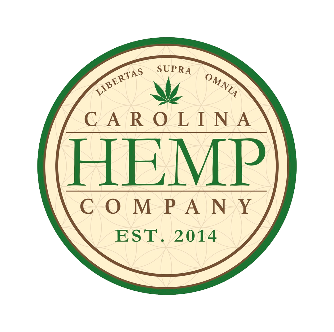 Carolina hemp co logo
